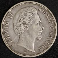 5 M. Ludwig II 1874