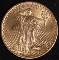 20 $ Statue 1924 vz