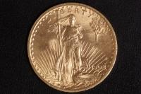 20 $ Statue 1908  ss-vz