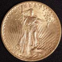 20 $ Statue 1922  ss-vz