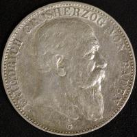 5 Mark Friedrich 1907
