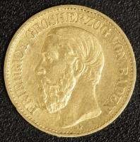 10 Mark Friedrich 1881