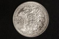 10 DM Röm. Verträge 1987 st