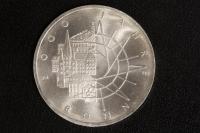 10 DM 2000 J. Bonn 1989 st
