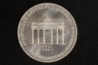 10 DM Brandenburger Tor 1991 st