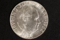 50 ÖS J. Raab 1971