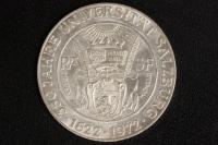 50 ÖS Uni Salzburg 1972