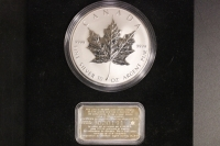 50 $ Canada 1989 Maple Leaf