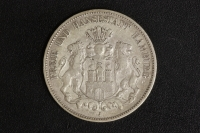 5 Mark Hamburg 1875-1888