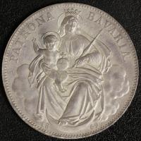 Vereinstaler Madonna 1869
