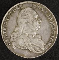 1 K-Taler 1786 Karl Theodor