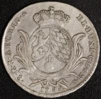 1/2 K-Taler 1789 Karl Theodor