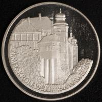 100 Zloty Schloß Krakau 1977