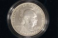 1 $ Eisenhower 1990