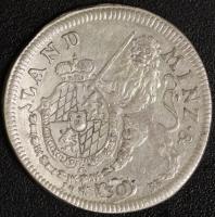 30 Kreuzer 1733 Karl Albert
