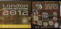 Kursmünzensatz 2012 Slowakei