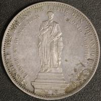 Geschichtsdoppeltaler Orlando 1849