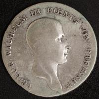 Taler 1813 B s-ss