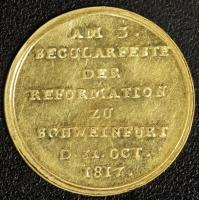AU-Med. 1817 300 J. Ref. Schweinfurt
