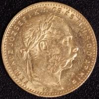 8 Forint 1886
