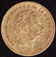 8 Forint 1872