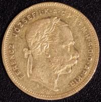8 Forint 1874