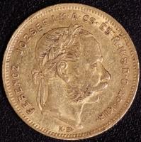 8 Forint 1876