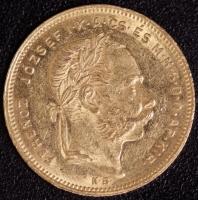 8 Forint 1878