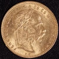 8 Forint 1882