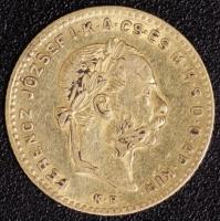 4 Forint 1888