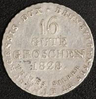 16 Groschen 1828 ss-vz