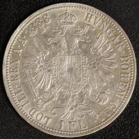 1 Florin 1888