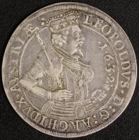 Taler 1632 Leopold V Hall