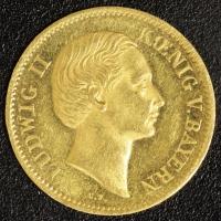 Geschenkdukat Ludwig II o.J.