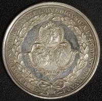 AG-Med. 1746 Huldigung