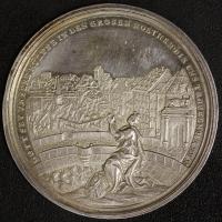 AG-Medaille 1784 Hochwasser