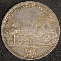 AG-Medaille Königswahl 1764