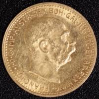 10 Kronen 1909