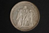 5 Fr. 1873 Herkules