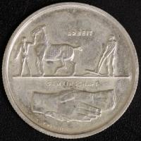5 Fr. Landi Zürich 1939
