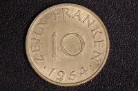 10 Franken 1954
