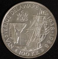 100 Kroner 1988 Delaware