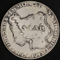 AG-Med. Saargebiet 1935