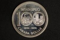 1 $ Canada 1974 Winnipeg PL