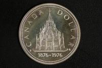 1 $ Canada 1976 Parl. Bibl. PL
