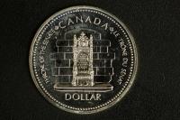 1 $ Canada 1977 Reg.Jub. PL