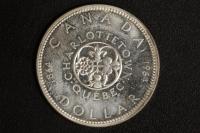 1 $ Canada 1964 Quebec