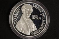 100 Schilling 1992 Otto Nicolai