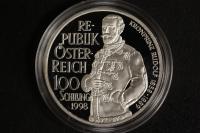 100 Schilling 1998 Kronprinz Rudolf