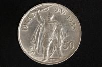 50 Korun 1955 Befreiung